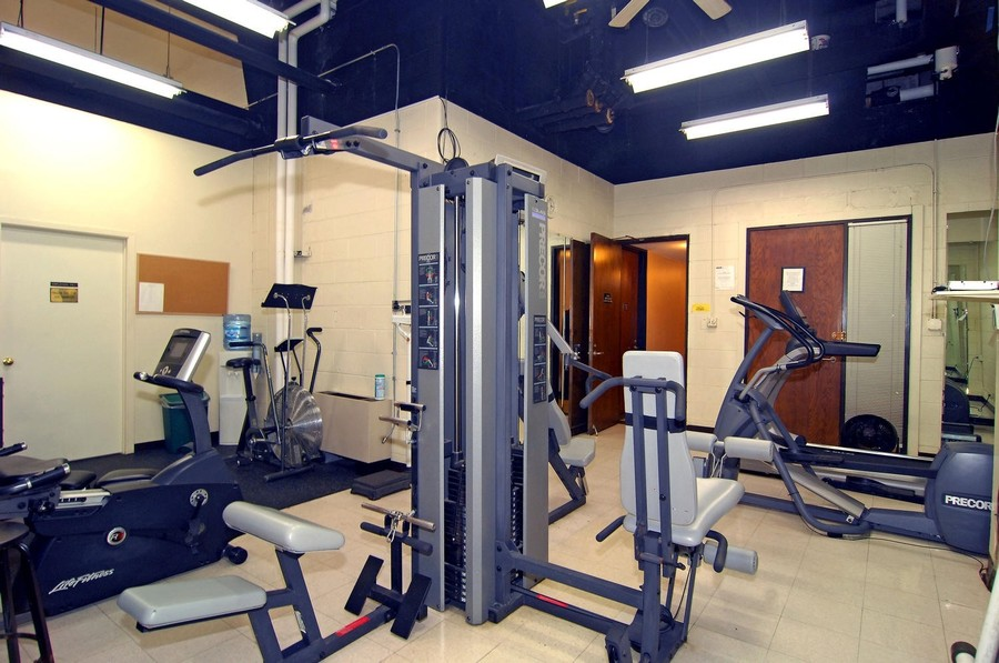 Real Estate Photography - 1310 N Ritchie Ct #14B, Chicago, IL, 60601 - Exercise Room