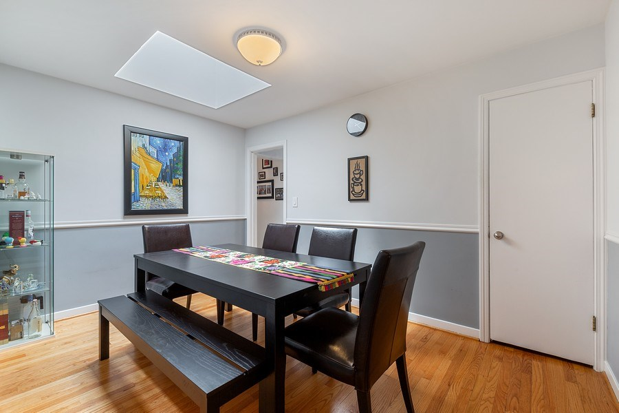 Real Estate Photography - 4084 Garden Ave., Western Springs, IL, 60558 - Dining Room