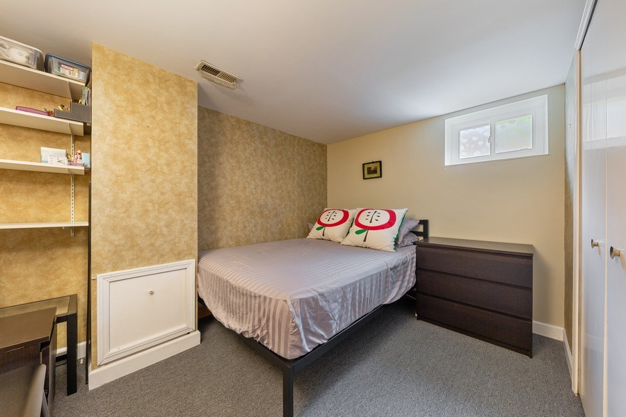 Real Estate Photography - 4084 Garden Ave., Western Springs, IL, 60558 - 4th Bedroom/Office