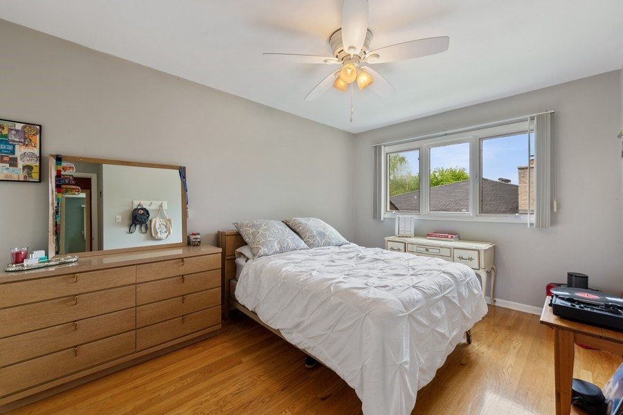 Real Estate Photography - 231 RODGERS CT, WILLOWBROOK, IL, 60527 - 3rd Bedroom