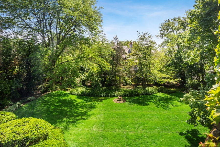 Real Estate Photography - 801 S. County Line Road, Hinsdale, IL, 60521 - View