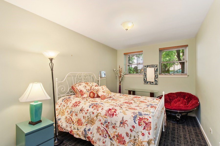 Real Estate Photography - 1545 W Altgeld St, Chicago, IL, 60614 - 3rd Bedroom