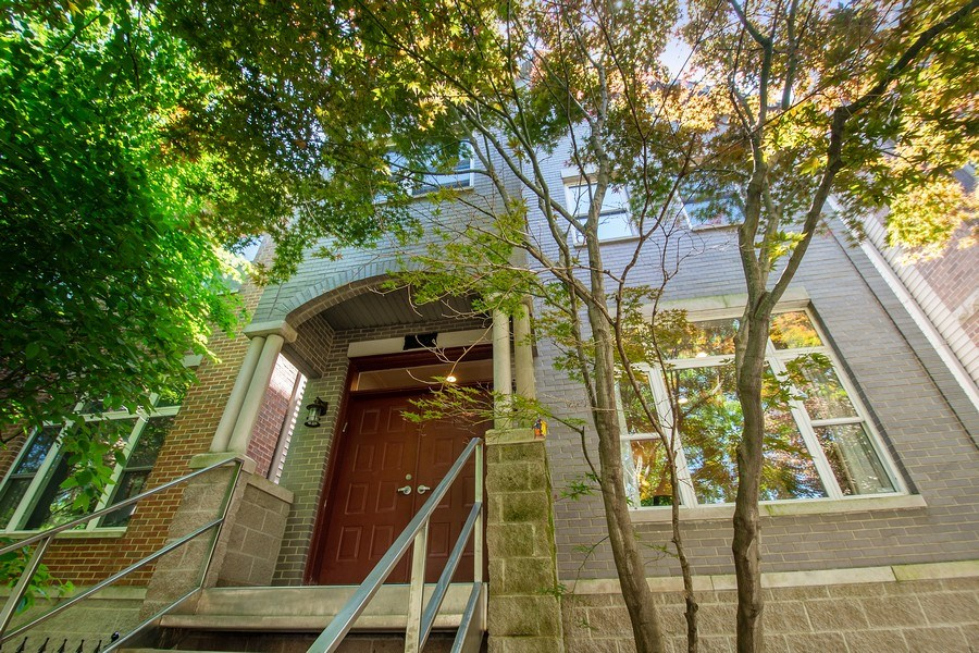 Real Estate Photography - 1545 W Altgeld St, Chicago, IL, 60614 - Front View