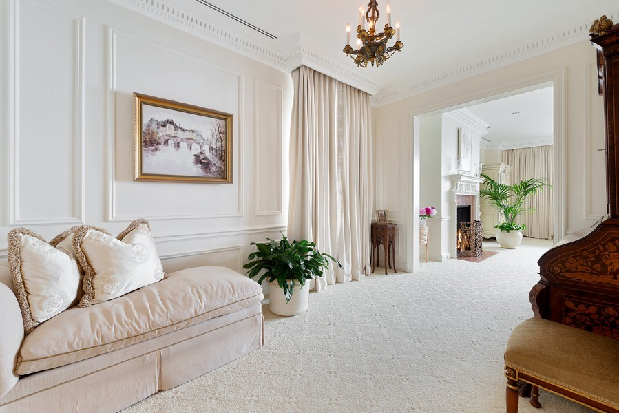 Real Estate Photography - 199 E Lake Shore, PH10W, Chicago, IL, 60611 - Entrance to Master Bedroom Suite