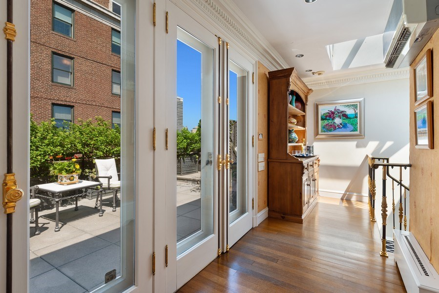 Real Estate Photography - 199 E Lake Shore, PH10W, Chicago, IL, 60611 - Penthouse Room (Half Bath and Elevator not shown)