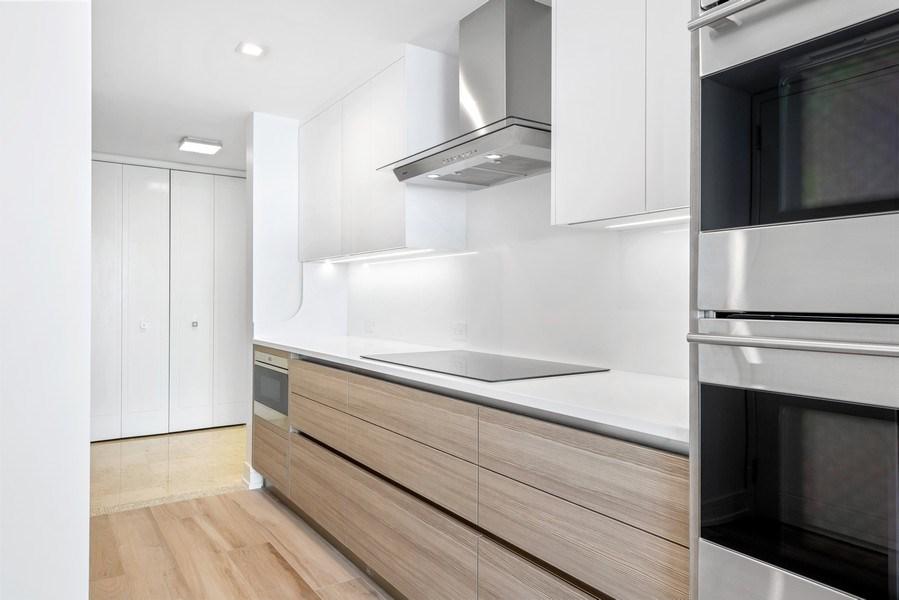 Real Estate Photography - 180 E Pearson, 5803, Chicago, IL, 60611 - Kitchen
