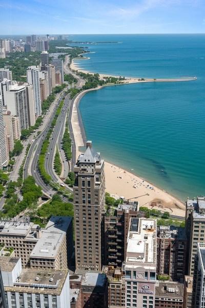 Real Estate Photography - 180 E Pearson, 5803, Chicago, IL, 60611 - Lake View