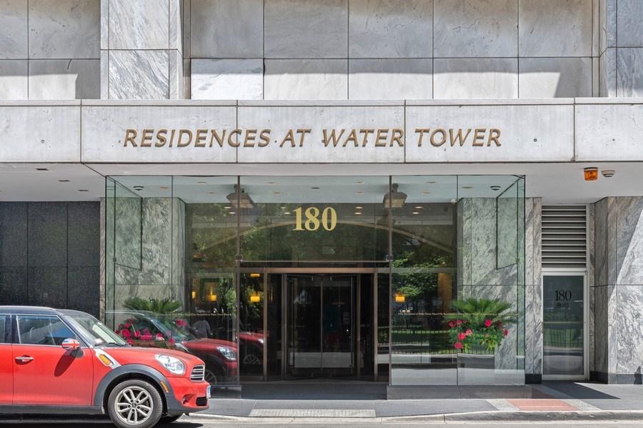 Real Estate Photography - 180 E Pearson, 5803, Chicago, IL, 60611 - Entrance