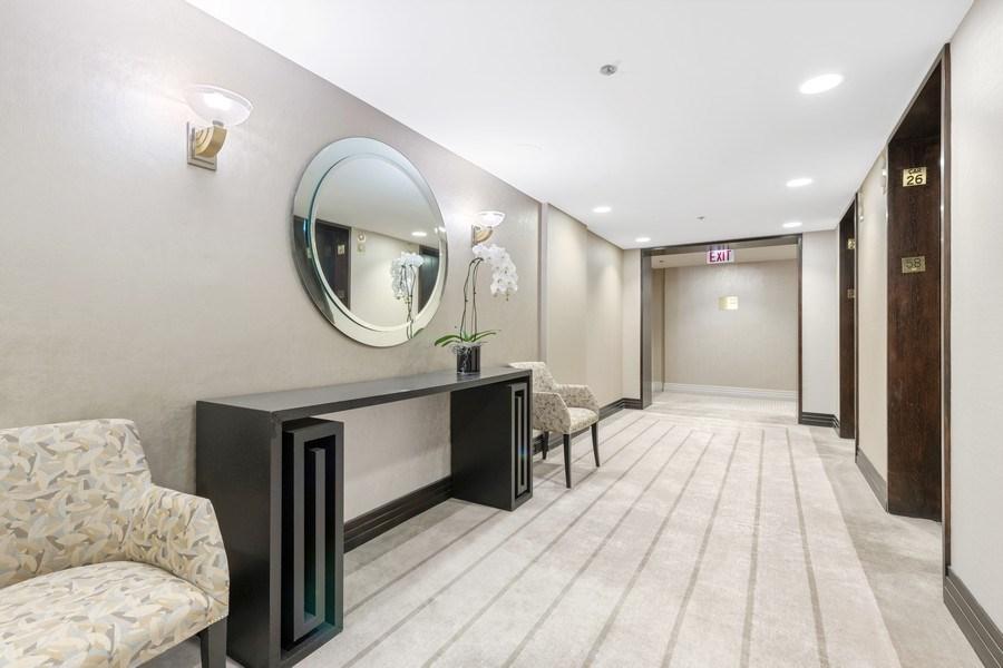 Real Estate Photography - 180 E Pearson, 5803, Chicago, IL, 60611 - Hallway