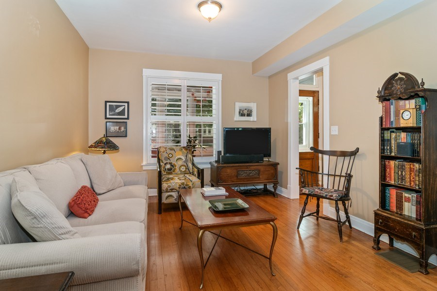 Real Estate Photography - 932 Circle Ave, Forest Park, IL, 60130 - Living Room
