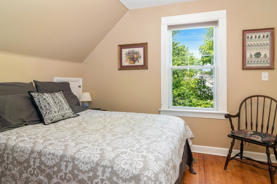 Real Estate Photography - 932 Circle Ave, Forest Park, IL, 60130 - Master Bedroom