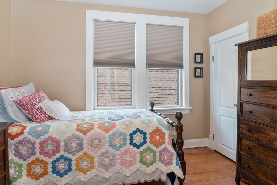 Real Estate Photography - 932 Circle Ave, Forest Park, IL, 60130 - 2nd Bedroom