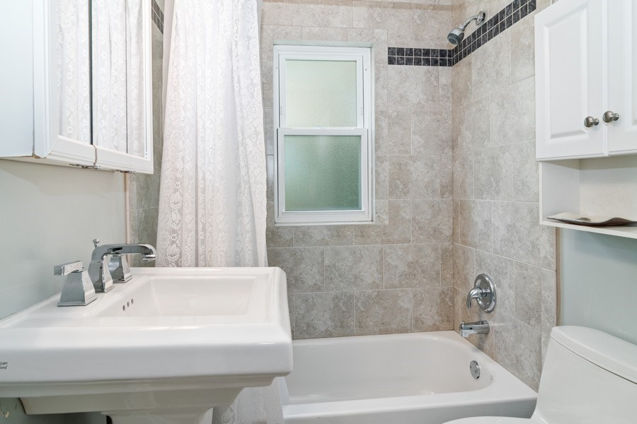 Real Estate Photography - 932 Circle Ave, Forest Park, IL, 60130 - Bathroom