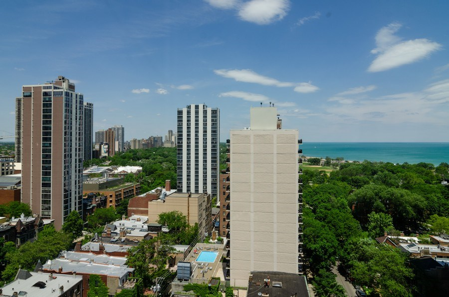 Real Estate Photography - 1440 North State Pkwy, 20D, Chicago, IL, 60610 - Lake View