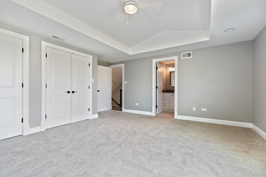 Real Estate Photography - 61 Silo Ridge, Orland Park, IL, 60467 - 2nd Bedroom