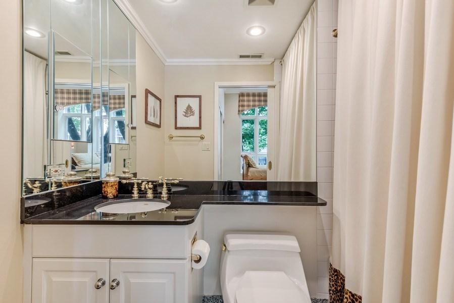 Real Estate Photography - 45 E. Cedar, Suite 2, Chicago, IL, 60610 - 3rd Bathroom