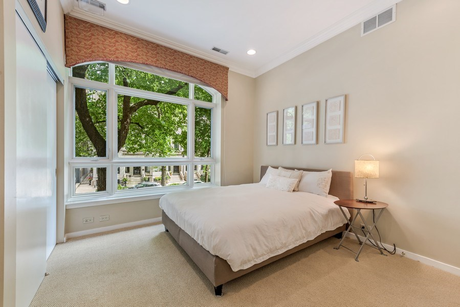 Real Estate Photography - 45 E. Cedar, Suite 2, Chicago, IL, 60610 - 2nd Bedroom