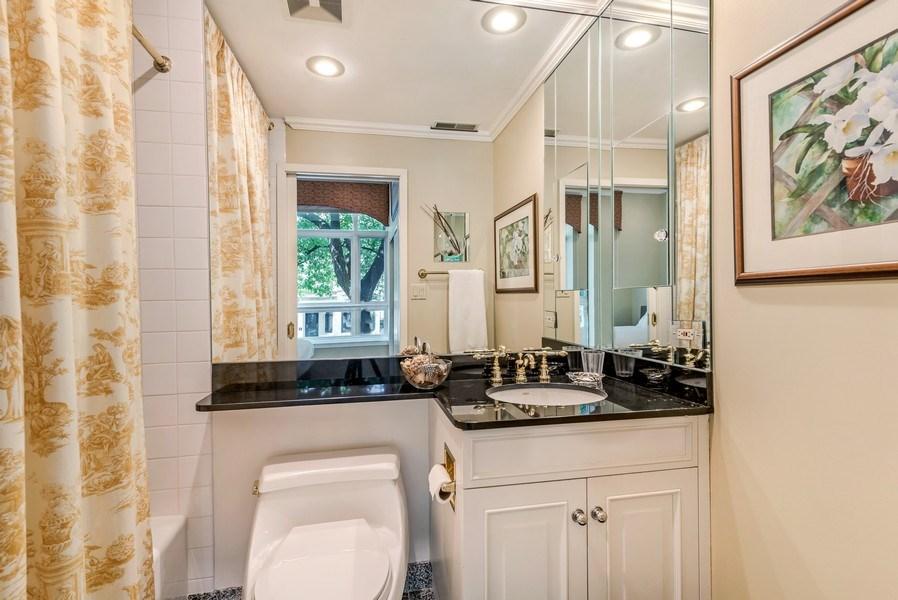 Real Estate Photography - 45 E. Cedar, Suite 2, Chicago, IL, 60610 - 2nd Bathroom