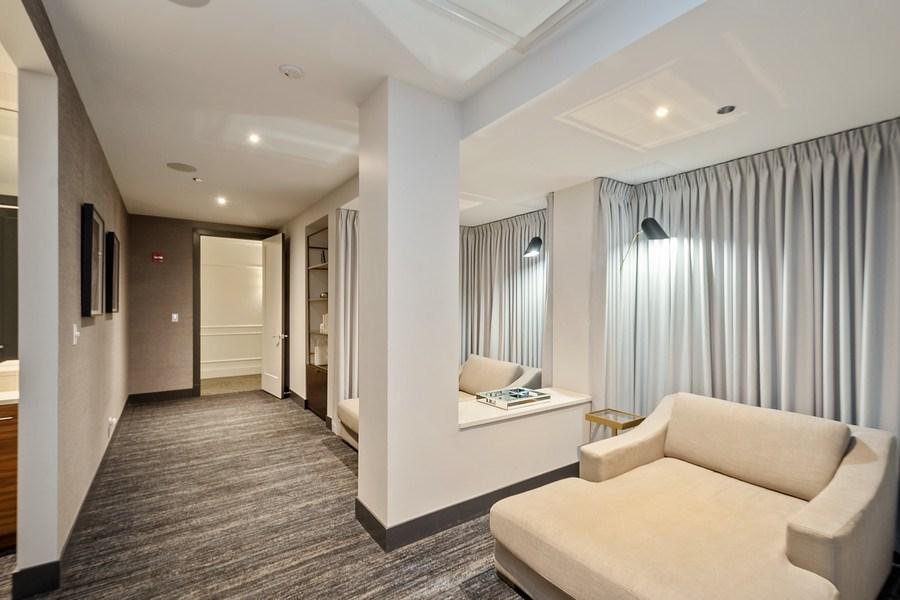 Real Estate Photography - 2 W. Delaware 1504, Chicago, IL, 60610 - Spa Lounge