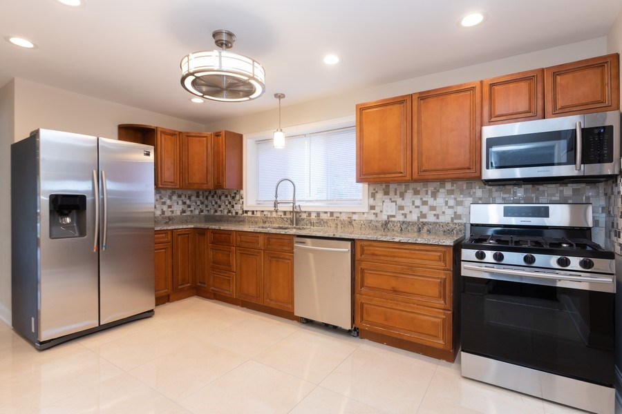 Real Estate Photography - 1719 E. 93RD, chicago, IL, 60617 - Kitchen