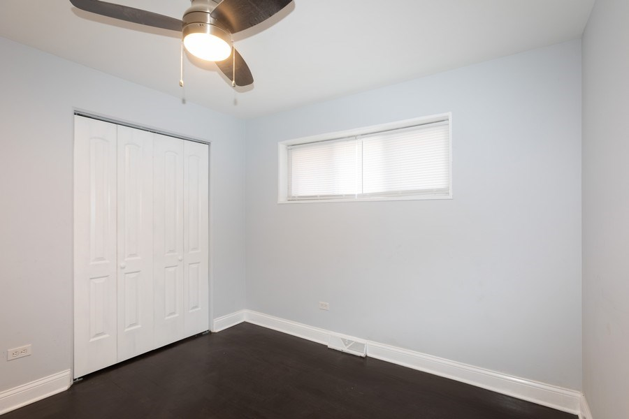 Real Estate Photography - 1719 E. 93RD, chicago, IL, 60617 - Bedroom