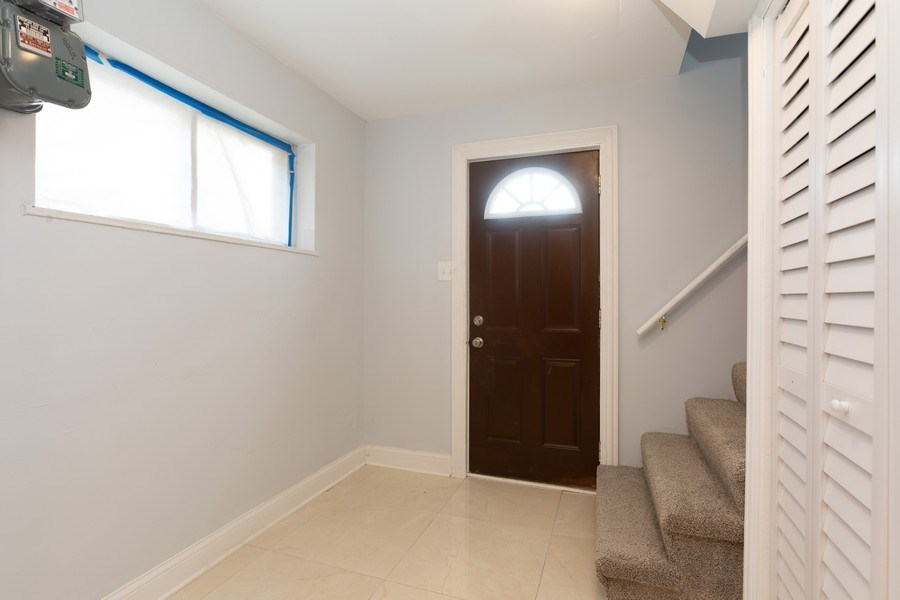 Real Estate Photography - 1719 E. 93RD, chicago, IL, 60617 - Hallway