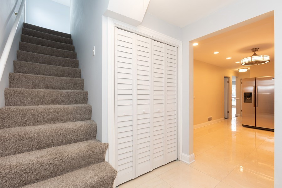 Real Estate Photography - 1719 E. 93RD, chicago, IL, 60617 - Staircase
