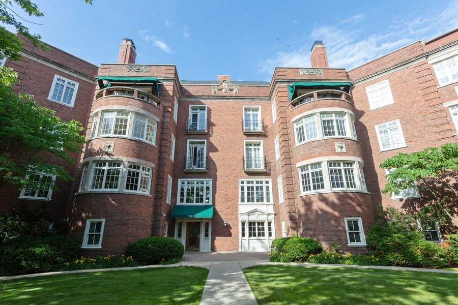 Real Estate Photography - 5749 S Kenwood, Unit 3, Chicago, IL, 60637 - Front View