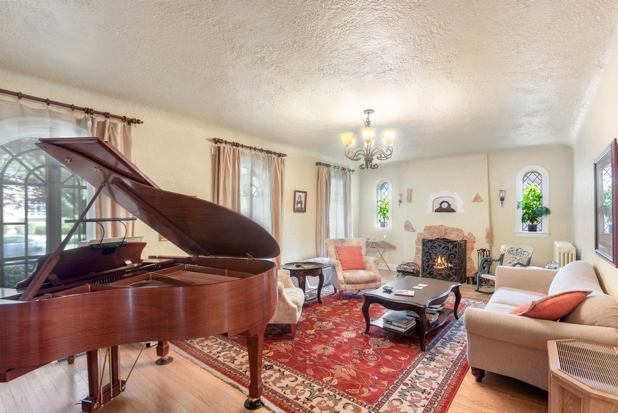 Real Estate Photography - 2209 W 103rd St, Chicago, IL, 60643 - Living Room