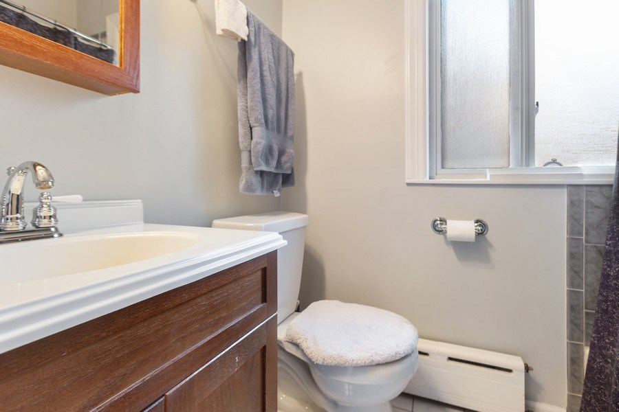 Real Estate Photography - 2209 W 103rd St, Chicago, IL, 60643 - 3rd Bathroom