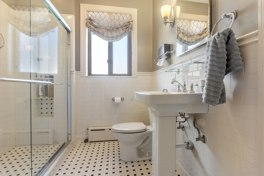 Real Estate Photography - 2209 W 103rd St, Chicago, IL, 60643 - 4th Bathroom