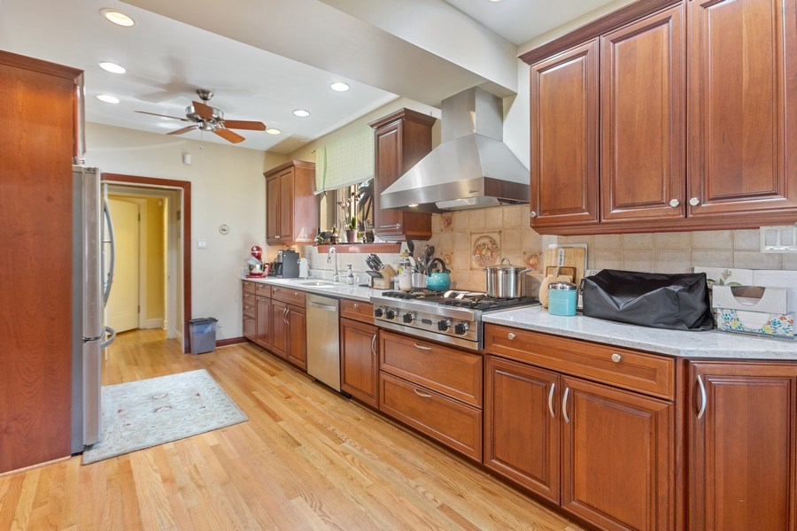 Real Estate Photography - 2209 W 103rd St, Chicago, IL, 60643 - Kitchen