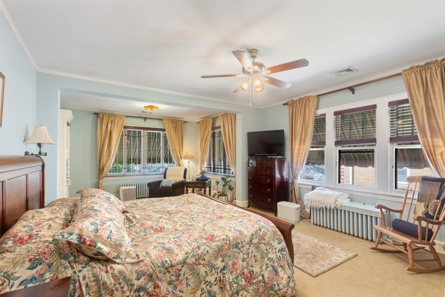 Real Estate Photography - 2209 W 103rd St, Chicago, IL, 60643 - Master Bedroom