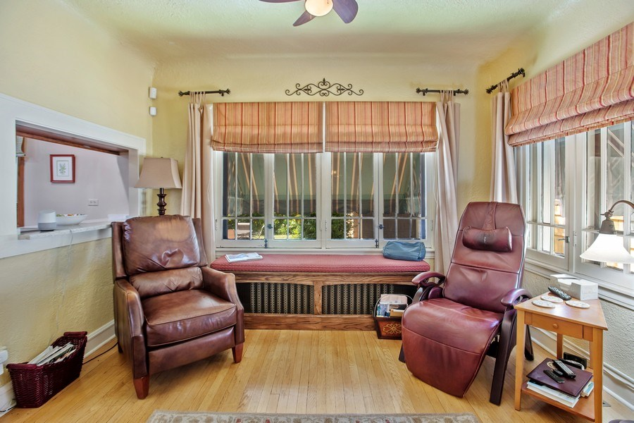 Real Estate Photography - 2209 W 103rd St, Chicago, IL, 60643 - Sitting Room
