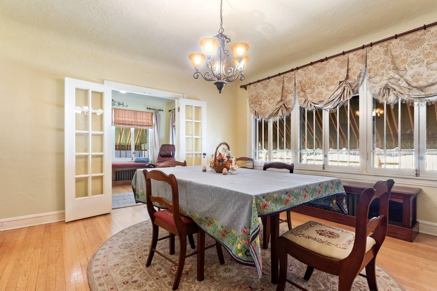 Real Estate Photography - 2209 W 103rd St, Chicago, IL, 60643 - Dining Room