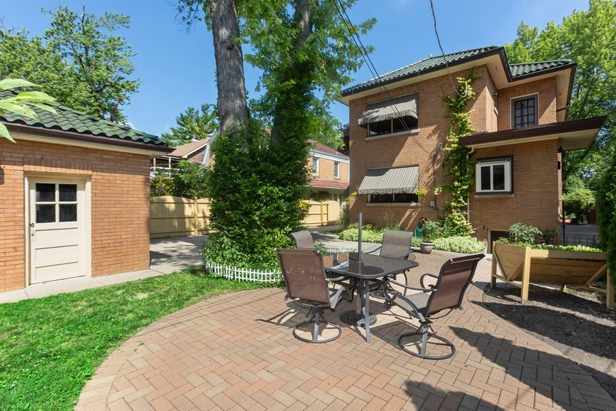Real Estate Photography - 2209 W 103rd St, Chicago, IL, 60643 - Rear View