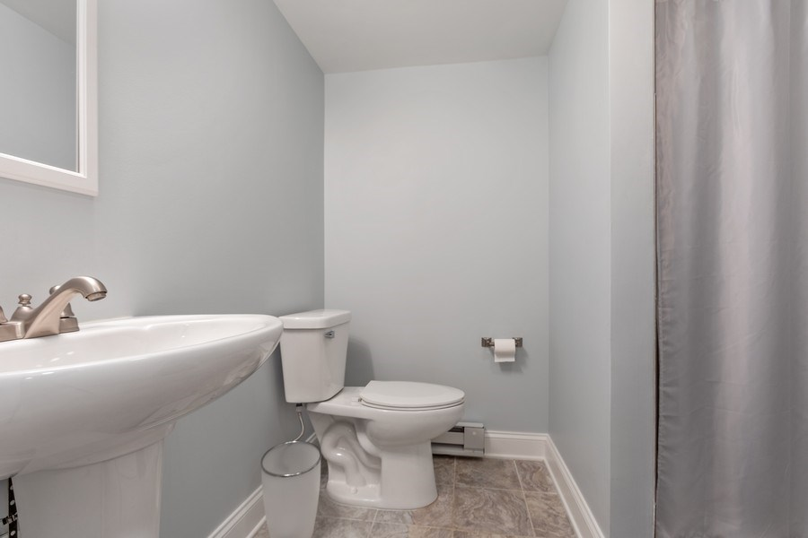 Real Estate Photography - 2209 W 103rd St, Chicago, IL, 60643 - 2nd Bathroom