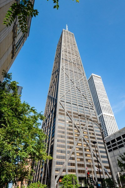 Real Estate Photography - 175 E DELAWARE PL, APT 7709-10, CHICAGO, IL, 60611 - Front View