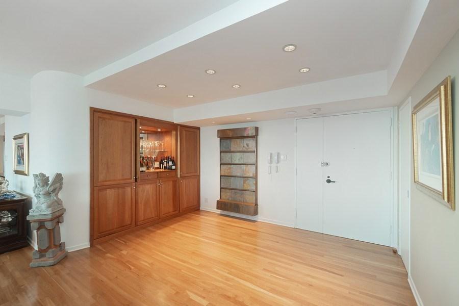 Real Estate Photography - 175 E DELAWARE PL, APT 7709-10, CHICAGO, IL, 60611 - Bar