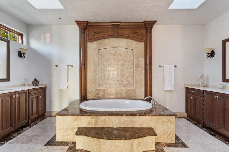 Real Estate Photography - 11001 Marquette Drive, New Buffalo, MI, 49117 - Master Bathroom
