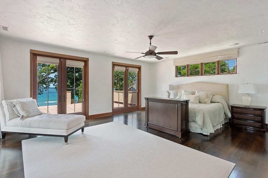 Real Estate Photography - 11001 Marquette Drive, New Buffalo, MI, 49117 - Master Bedroom