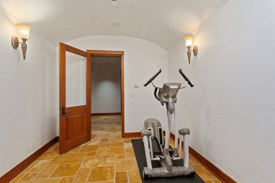 Real Estate Photography - 11001 Marquette Drive, New Buffalo, MI, 49117 - Fitness