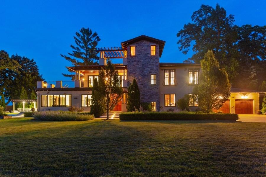 Real Estate Photography - 11001 Marquette Drive, New Buffalo, MI, 49117 - VHT TO FIX