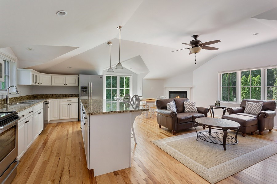 Real Estate Photography - 11001 Marquette Drive, New Buffalo, MI, 49117 - Coach House Guest Quarters