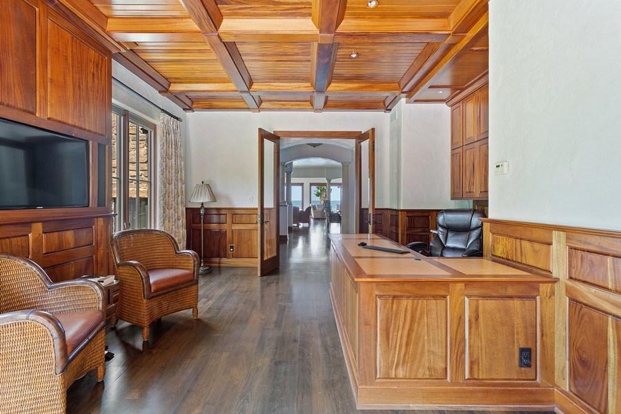 Real Estate Photography - 11001 Marquette Drive, New Buffalo, MI, 49117 - Office
