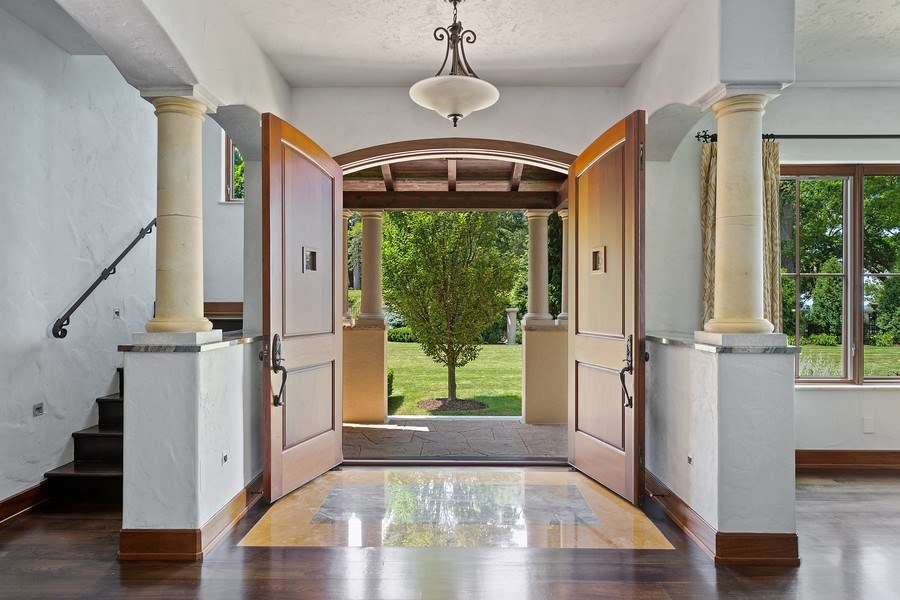 Real Estate Photography - 11001 Marquette Drive, New Buffalo, MI, 49117 - Entryway