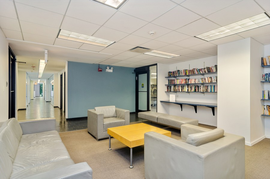 Real Estate Photography - 2020 N Lincoln Park West, Unit 14C, Chicago, IL, 60614 - Conference Room