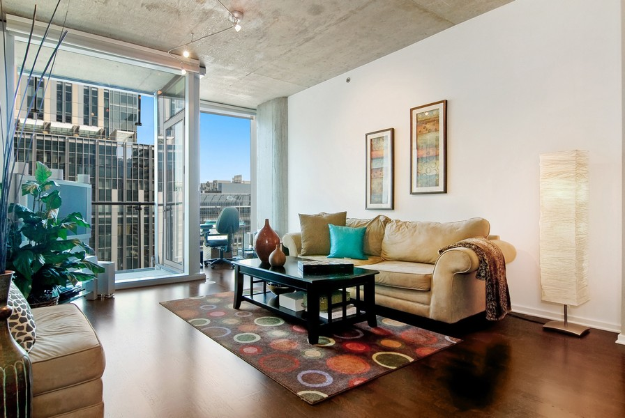 Real Estate Photography - 600 N. Fairbanks Ct., 2104, Chicago, IL, 60611 -