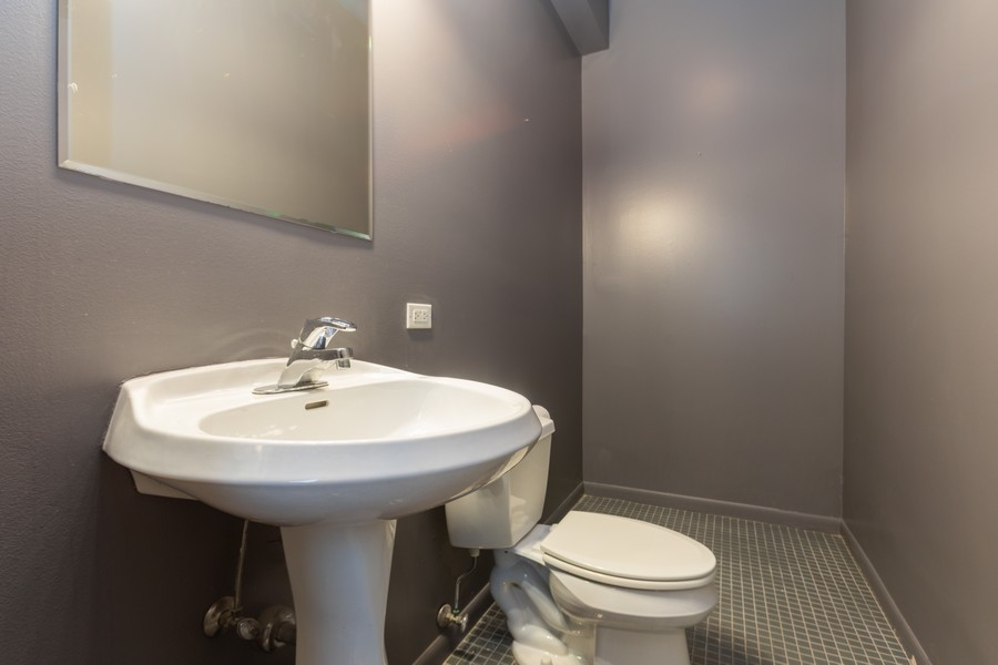 Real Estate Photography - 4339 S Oakenwald Ave., Chicago, IL, 60653 - 3rd Bathroom