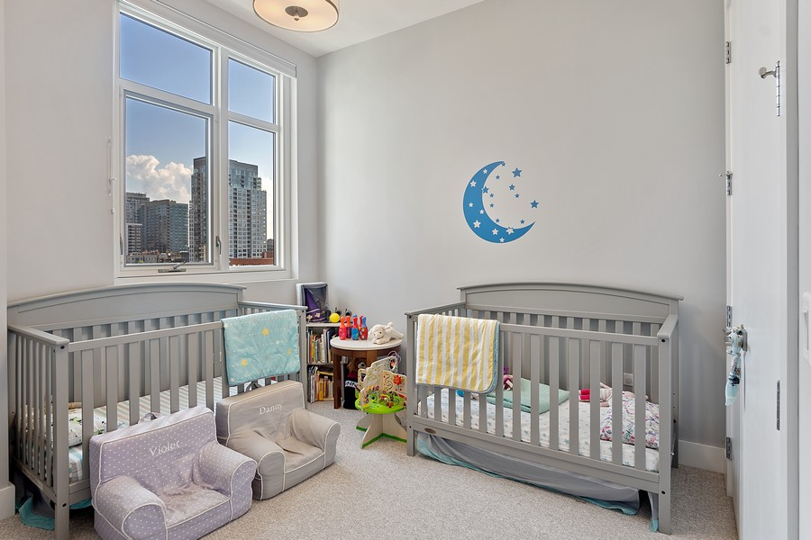 Real Estate Photography - 367 W Locust St, Unit 504, Chicago, IL, 60610 - Bedroom